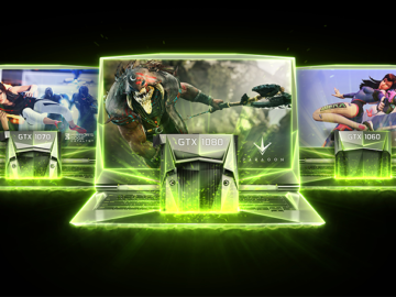 GeForce GTX 10 Series Now Available Within Select Laptops