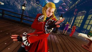 Street Fighter V Receives Street Fighter II's Iconic Suzaku Castle Stage; New Costumes Coming Later This Month