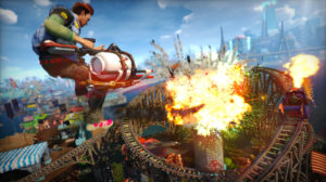Insomniac Games President Says To Ask Microsoft Why There's No Sunset Overdrive 2