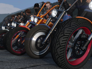 GTA Online Getting Biker Expansion Update