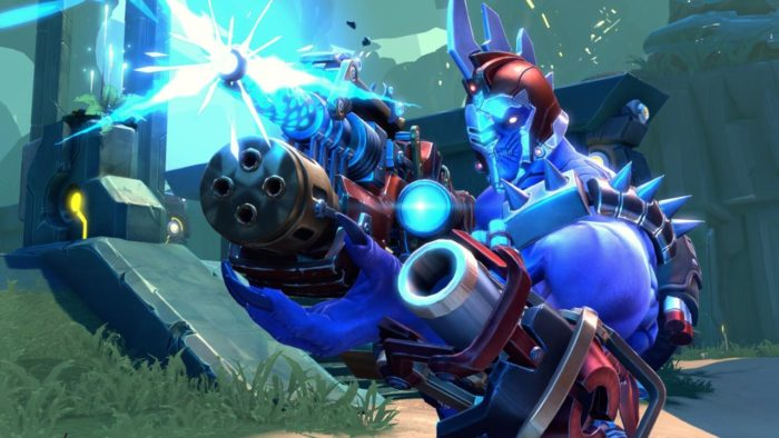 Battleborn's multiplayer goes free-to-play today