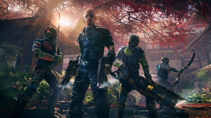 Shadow Warrior 2 Slices and Dices to Consoles Next Week