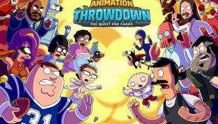 Animation Throwdown: The Quest For Cards Now Available