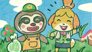 Animal Crossing: New Horizons – How To Get Isabelle To Join Your Desert Island | Town Hall Guide