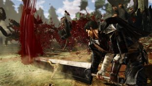 Koei Techmo Unveils Pre-Order Bonuses For Berserk And The Band Of The Hawk