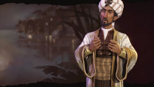 Meet the Civilization VI Leader of Arabia
