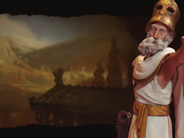 Meet the Civilization VI Leader of Greece