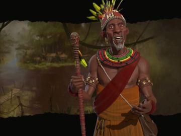 Meet the Civilization VI Leader of the Kongo