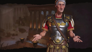Meet the Civilization VI Leader of Rome