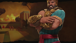 Meet the Civilization VI Leader of Sumeria