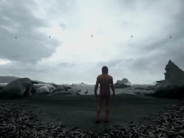 "Kojima Isn't Trying to Legitimize Games as an Art Form; ""That's not my aim at all"""