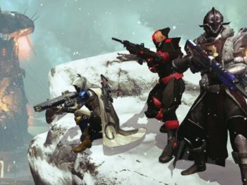 Destiny: The Collection Trailer Highlights PS4-Exclusive Content