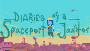 Now Available: Diaries of a Spaceport Janitor