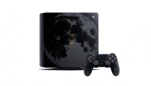 Final Fantasy XV Receiving Themed PlayStation 4 Console