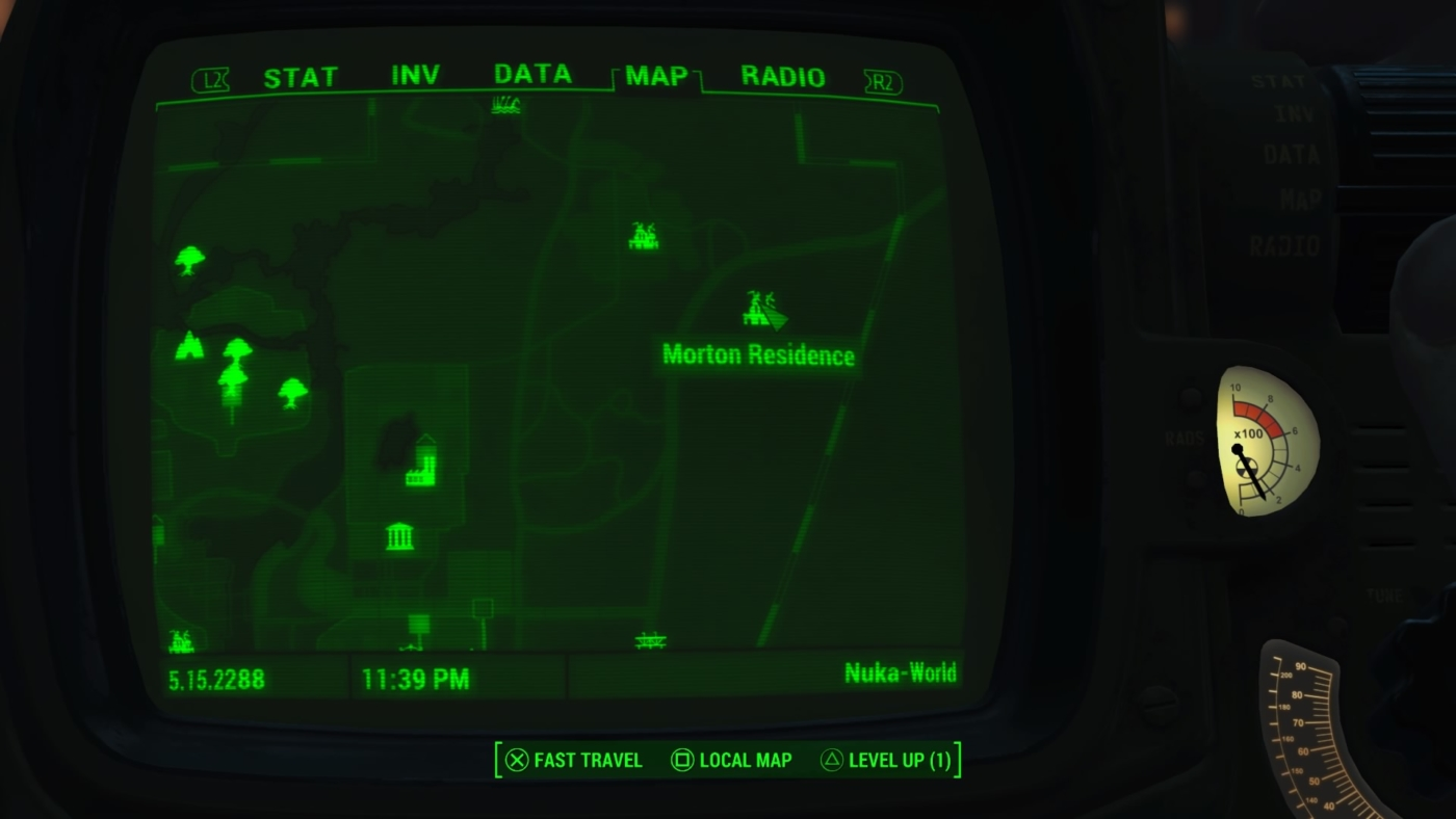 world map with all locations fallout 3 image collections