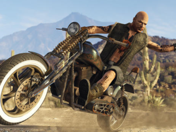 GTA Online: Bikers Finally Gets Release Date