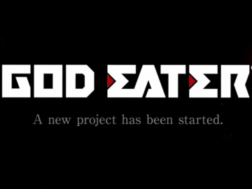 A New God Eater Project Has Started