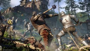 Kingdom Come Deliverance Gets A New Gameplay Trailer