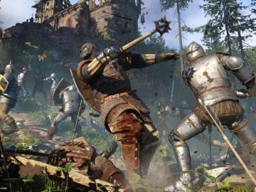 Kingdom Come Deliverance Box Art Revealed