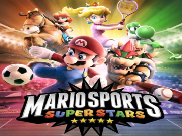 Mario Sports Superstars Coming to Nintendo 3DS