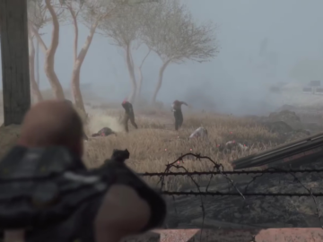Check Out 15 Minutes of Gameplay from Metal Gear Survive