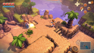 Oceanhorn – Monster of Uncharted Seas Heading To Consoles Tomorrow
