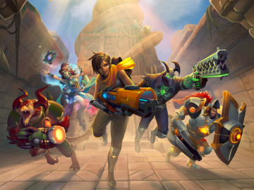 Paladins Nintendo Switch Port Announced; Releases Later in June