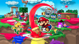 Paper Mario: Color Splash Preloading Error Unlocked Full Game Early
