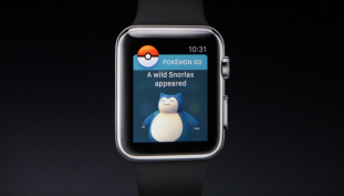 Pokemon Go Coming to Apple Watch