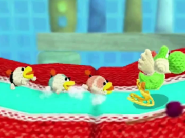 Poochy & Yoshi's Woolly World Headed to Nintendo 3DS