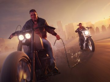 Motorcycle Brawler Title Road Rage Releases on October 24