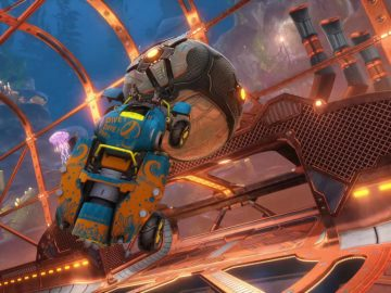 Rocket League Gets Added To Microsoft Games Pass