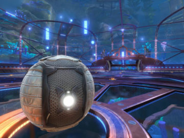 Rocket League Update 1.42 Adds DC Super Heroes DLC and Spectator Chat