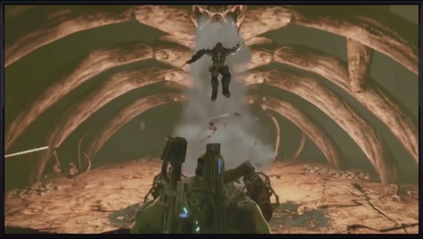 an undiscovered gears of war 3 easter egg emerges years later gameranx