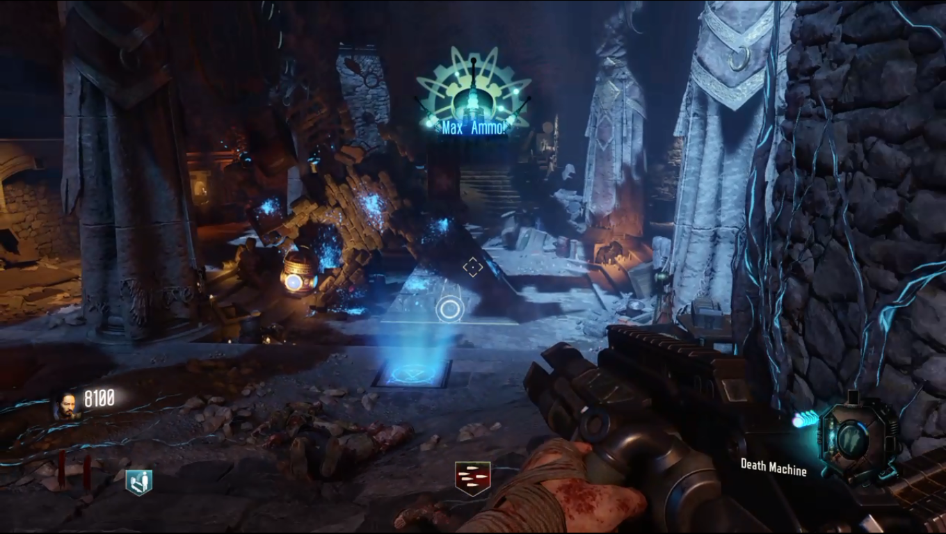 Black ops 3 revelations unlock the weapon switch table for Table zombies