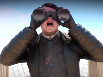 A Familiar Face Shows Up in Sniper Elite 4's Gameplay Trailer