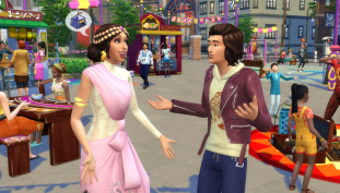 The Sims 4 City Living Expansion Announced