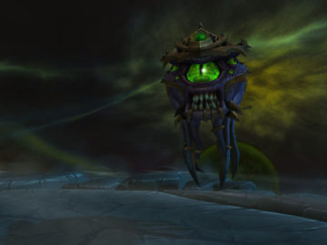 World of Warcraft Legion Patch 7.1 Detailed At PAX Prime