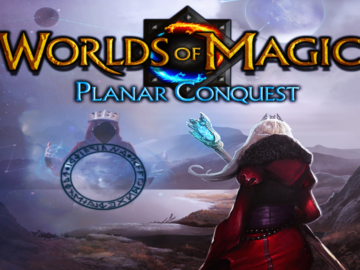 Worlds of Magic: Planar Conquest is Coming to Consoles