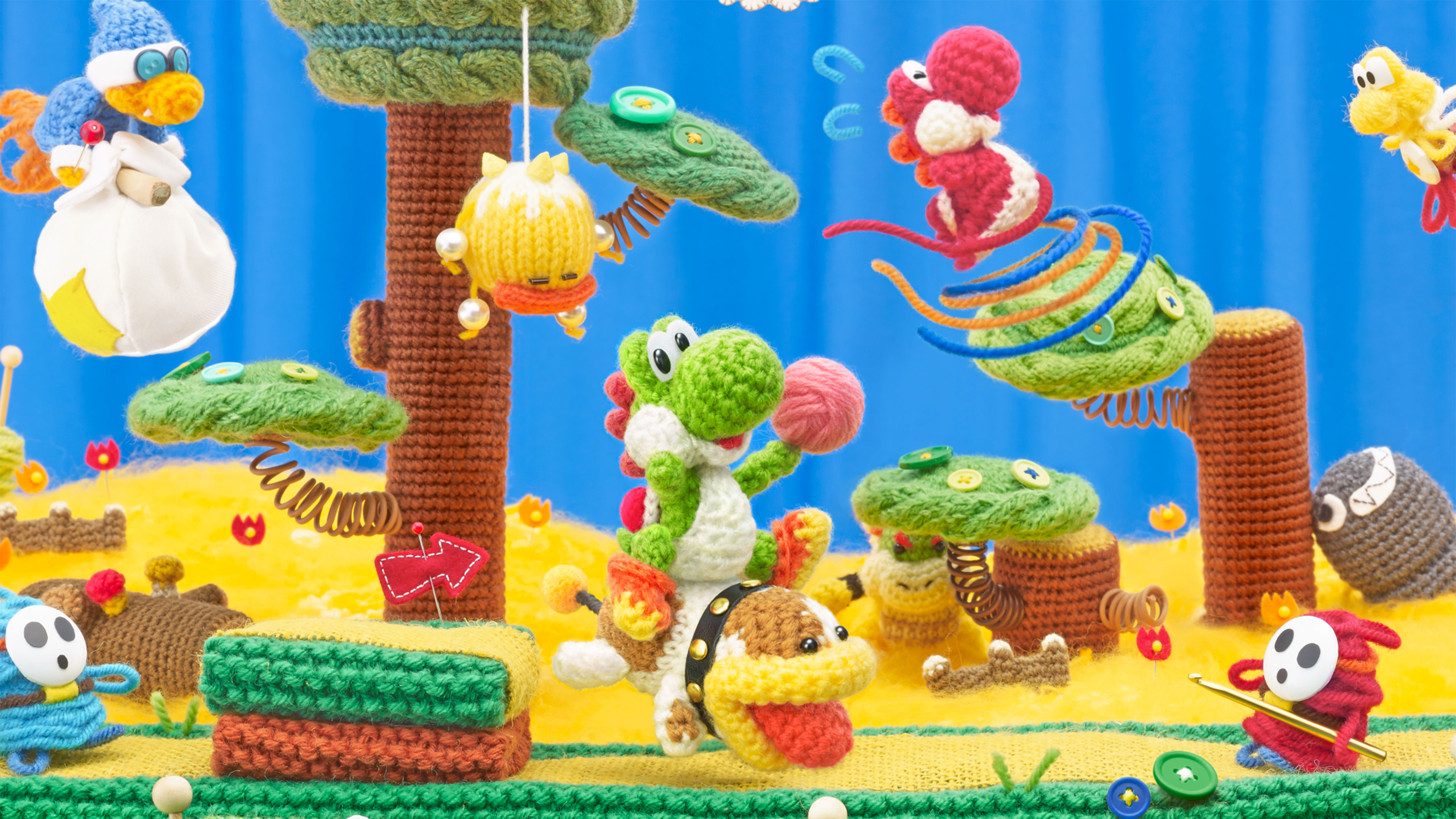 Yoshis Woolly World for Wii U  GameFAQs