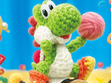 Yoshi's Woolly World Wallpapers in Ultra HD | 4K