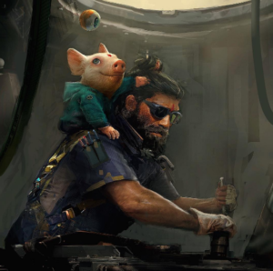 Michel Ancel May Have Just Teased Beyond Good & Evil 2
