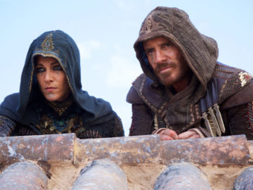 Assassin's Creed Film Director Discusses Maria Character