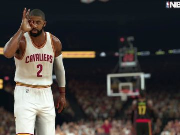 NBA 2K17 Trailer Focuses On The Kicks
