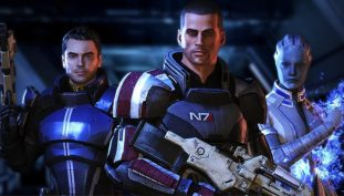 Is BioWare Teasing Mass Effect Remastered Editions?