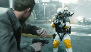 Quantum Break Will Receive Xbox One X Enhancements
