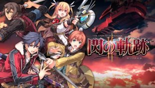 The Legend of Heroes: Trails of Cold Steel II Now Available