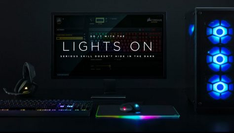 Corsair's New RGB Products Debuted at PAX West