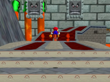 Fan Makes A Super Mario 64 Sequel