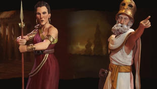 Meet the (Second) Civilization VI Leader of Greece